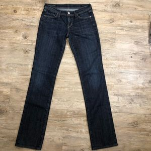 Citizens Of Humanity Jeans Sz 26 Ava # 142 Stretch